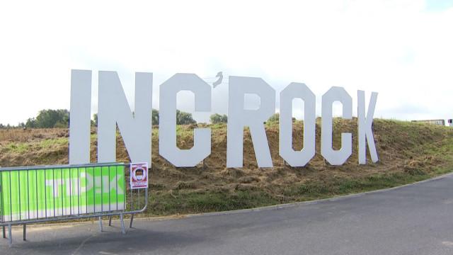 Incourt: derniers préparatifs de l'Inc'Rock Festival 2021