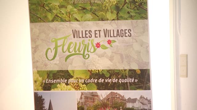 Incourt et Jodoigne grimpent au palmarès des Villes et Villages Fleuris
