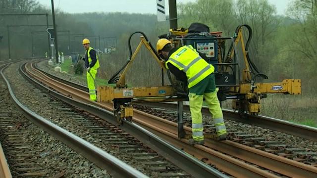 Ligne Ottignies-Louvain : 10 jours de trafic interrompu pour un chantier à 10 millions d'euros