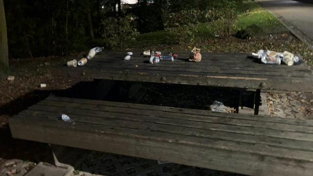 Dégoûtés, les Amis du Parc de la Source cessent leurs activités de nettoyage
