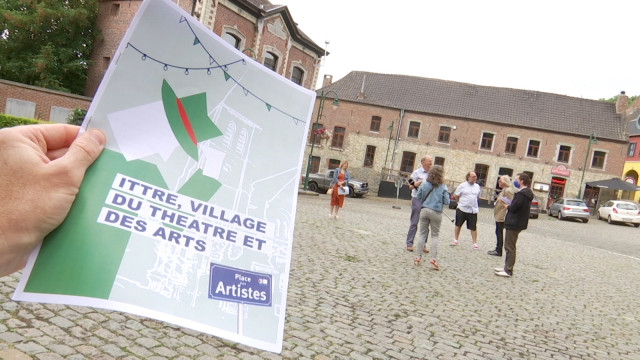 Ittre : Les artistes à la fête durant l'été