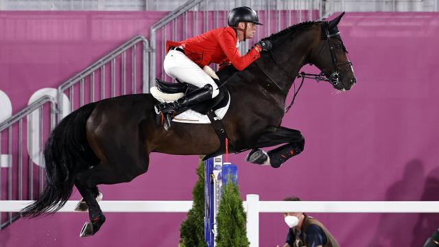 JO de Tokyo : Jérôme Guéry termine 14e en finale du jumping, stoppé devant le dernier obstacle