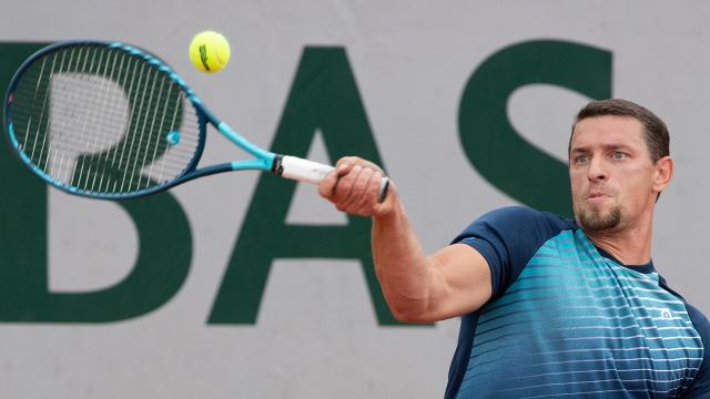 Joachim Gérard à Jodoigne pour 24 heures de tennis et de lutte contre le cancer
