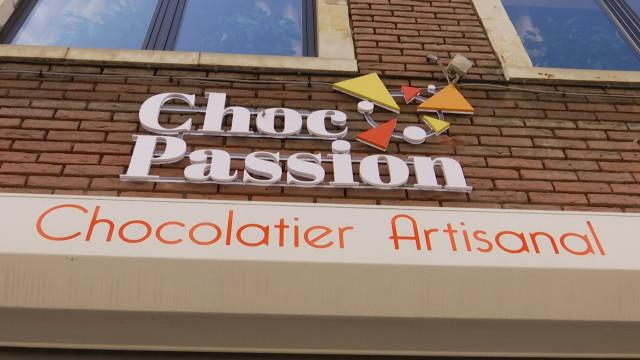 Jodoigne : Choc Passion, un chocolatier artisanal, vit ses premiers mois dans la commune
