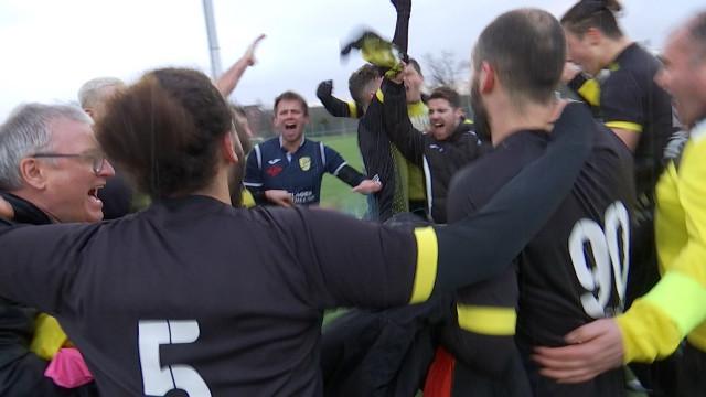Jodoigne décroche sa première victoire à domicile depuis le 25 aout dernier