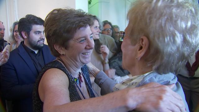 """Josette Champt part à la retraite : """"Elle a transmis sa passion à toute l'équipe"""""""