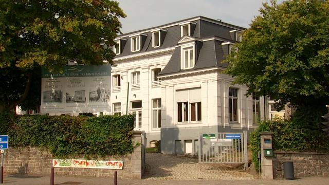 Journées du Patrimoine : le site de l'actuel cours Alix le Clerc à La Hulpe