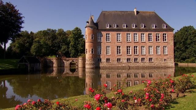 Journées du Patrimoine: les femmes du château de Braine-le-Château