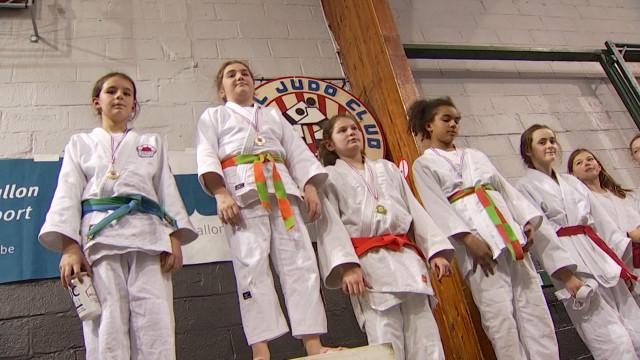 Judo : Plusieurs délégations étrangères au tournoi international de Nivelles