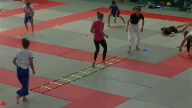 Judo : stage Cédric Taymans à Jodoigne