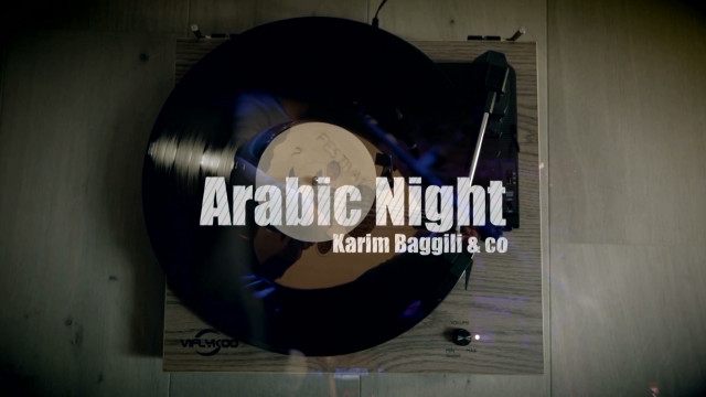 testKarim Baggili - Arabic Night