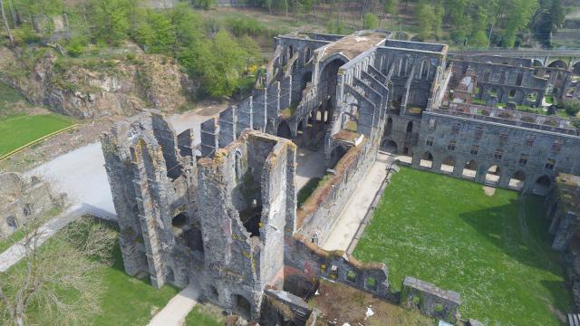 L'Abbaye de Villers fait le plein d'activités pour sa réouverture le 18 mai
