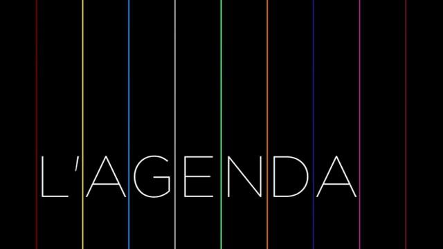 L'Agenda - 11 octobre 2017
