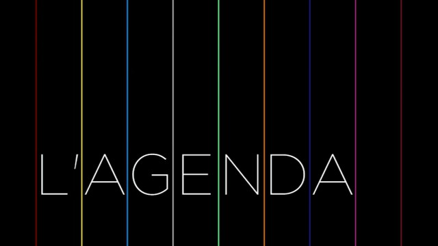 L'Agenda - 25 octobre 2017