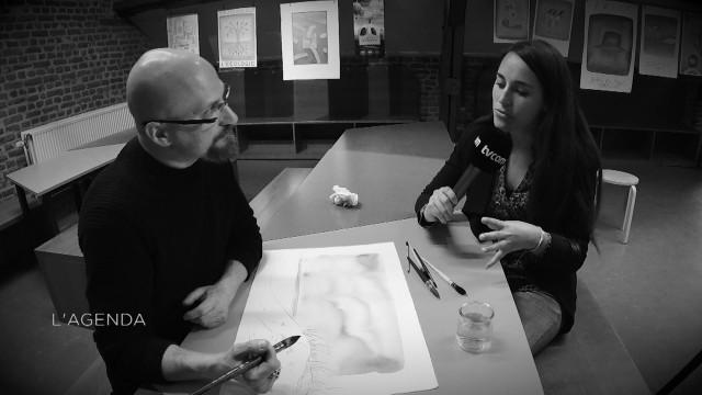 L'Agenda - Dessinateur Alain Poncelet