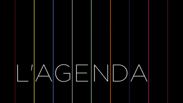 testL'agenda du 19 Janvier 2018