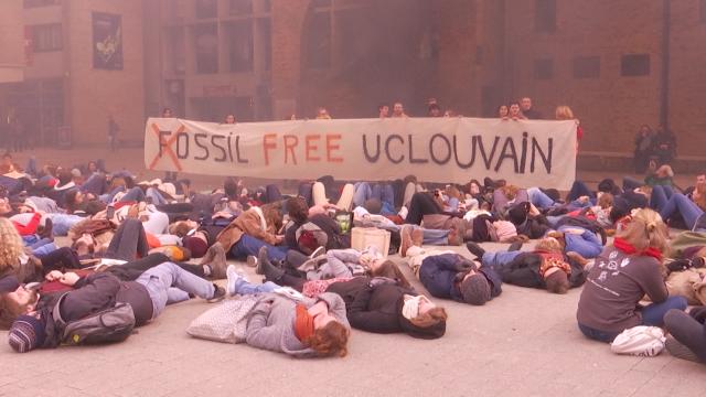 L' AGL dénonce les placements de l'UCLouvain dans les énergies fossiles