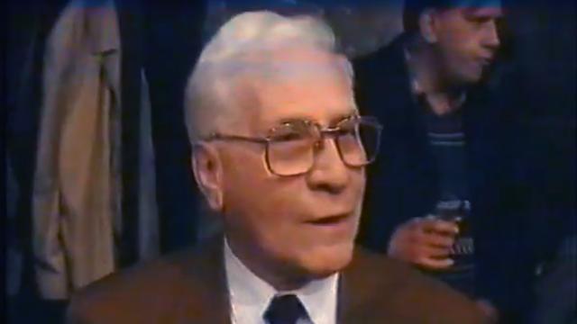 L'ancien bourgmestre de Nivelles Marcel Plasman est décédé