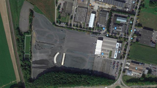 testL'ancien site Peugeot de Nivelles bientôt reconverti