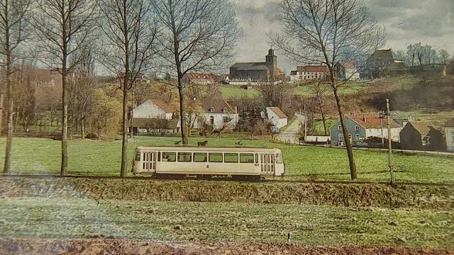L'ancien tramway s'expose à Lasne