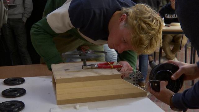 L'apprentissage par la pratique : un ballet de drones à l'UCLouvain