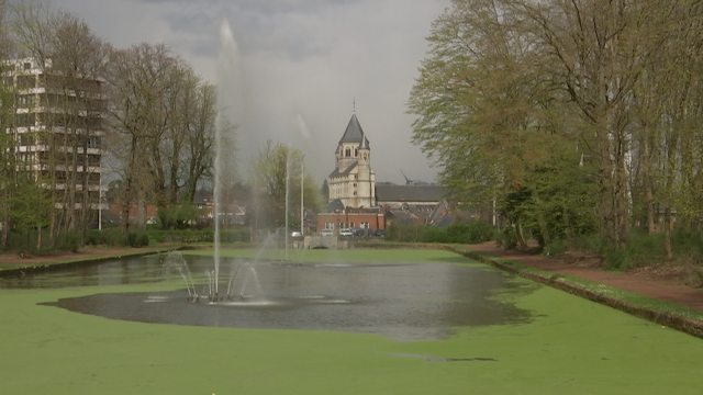 L'eau jaillit à nouveau à Nivelles !