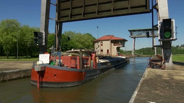 Il y a 50 ans, l'écluse d'Ittre et le canal voyaient le jour