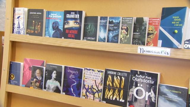 L'envie de lire à la bibliothèque d'Ottignies