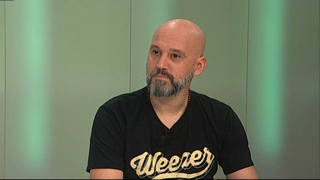 L'Invité: Christophe Charmant - Solidari'rock