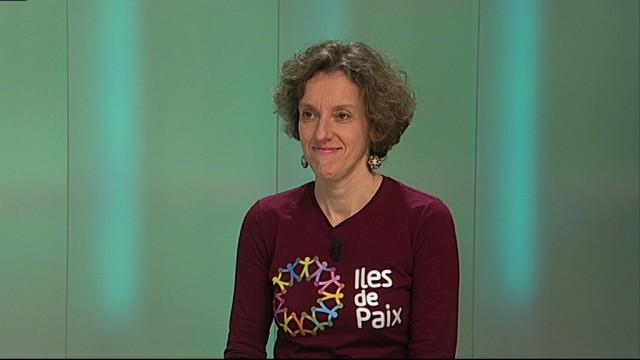 L'invité : Laurence Albert - ONG Iles de Paix