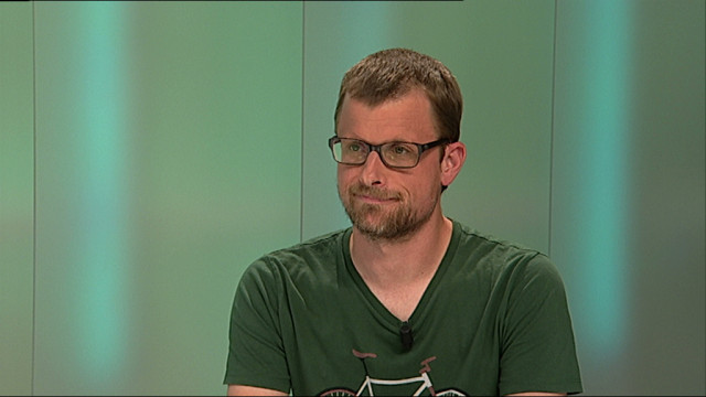 testL'invité : Renaud Anciaux, organisateur du VTT et Jogging des Hayeffes
