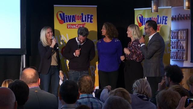 L'opération Viva for Life lancée le 17 décembre à Nivelles