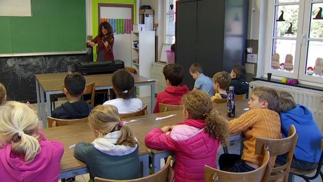 testL'Orchestre Royal de Wallonie fait l'école buissonnière