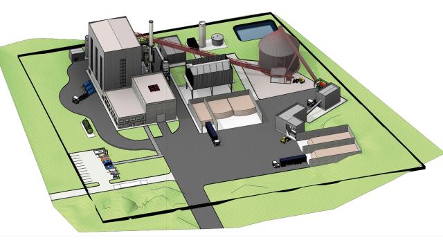 testL'UCLouvain se dote d'une centrale biomasse : Objectif zéro carbone en 2035
