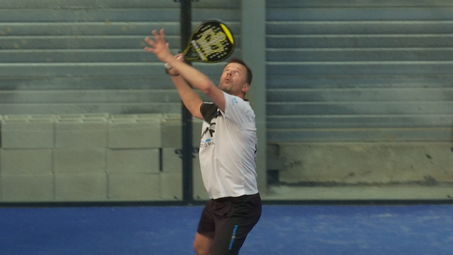 La Casa Genval accueillait les championnats AFP de padel, sport en plein boom