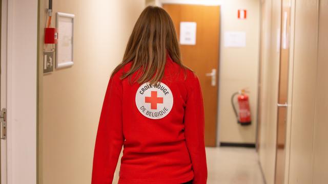 La Croix-Rouge en première ligne contre le virus, et toujours en action pour l'aide sociale