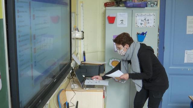 La Hulpe : L'école Les colibris fermée, le virtuel fait son entrée