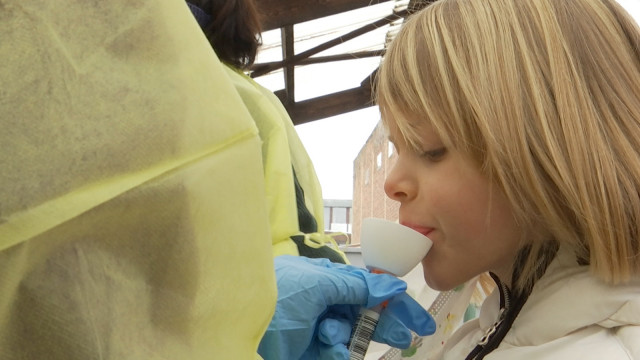 testLa Hulpe : l'école Saint-Léon participe à une grande étude sur la transmission du virus