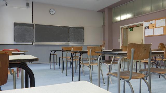 testLa rentrée des classes se prépare dans les écoles secondaires