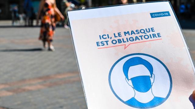 """testLa zone """"masque obligatoire"""" étendue à Louvain-la-Neuve en vue de la rentrée"""