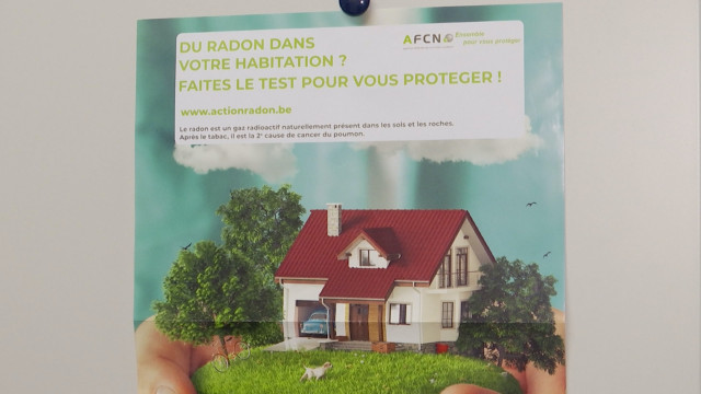 testLancement de la campagne Radon en Brabant wallon