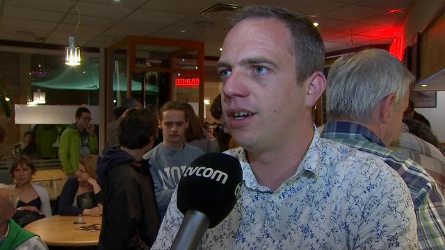 """Laurent Heyvaert (Ecolo) rafle un siège à la Région : """"Être à deux, c'est plus facile pour travailler"""""""