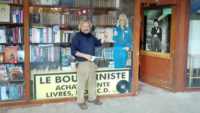 Le Bouquiniste sommé de vider son magasin après 35 ans à Louvain-la-Neuve