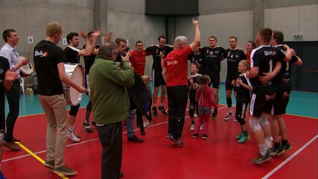 Le BW Nivelles est champion et monte en Ligue B !