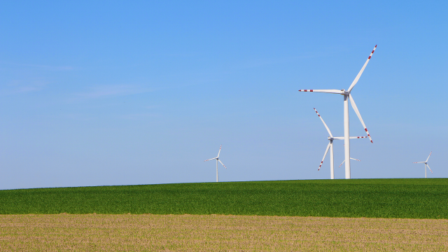 testLe chantier va pouvoir reprendre sur le parc éolien de la Plaine de Boneffe