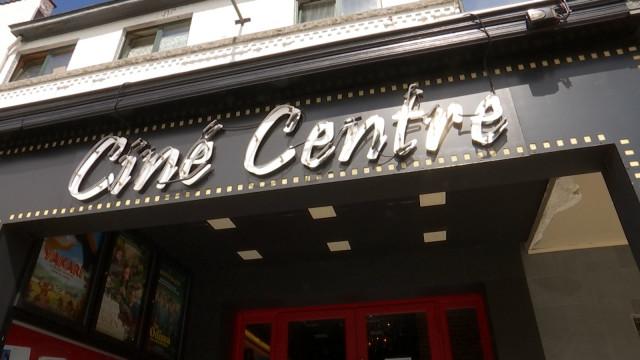 Le Ciné Centre rouvre ses portes