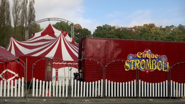 Le cirque Stromboli pour apporter du rêve aux familles