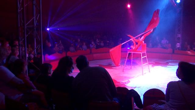 testLe Cirque Zavately est de retour à La Hulpe
