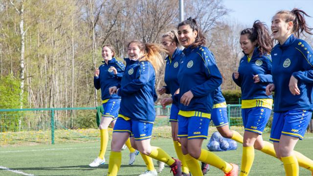 Le club de football d'Ottignies veut attirer des filles : entraînements gratuits en mai