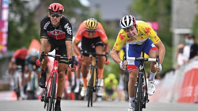 Le départ du Tour de Wallonie sera donné à Genappe le 20 juillet